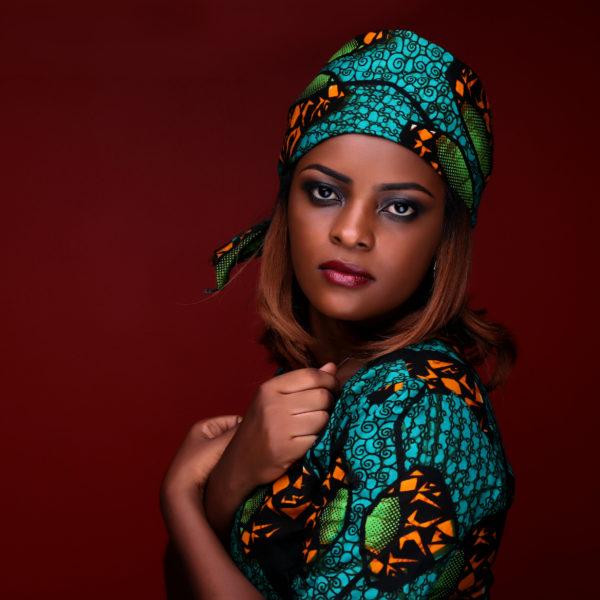 Ugandan lady